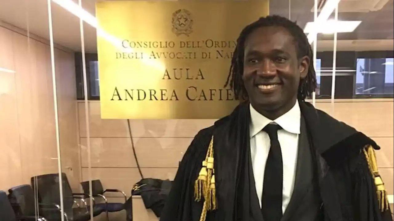 Napoli, chiarimento tra l'avvocato Sedu e il giudice onorario