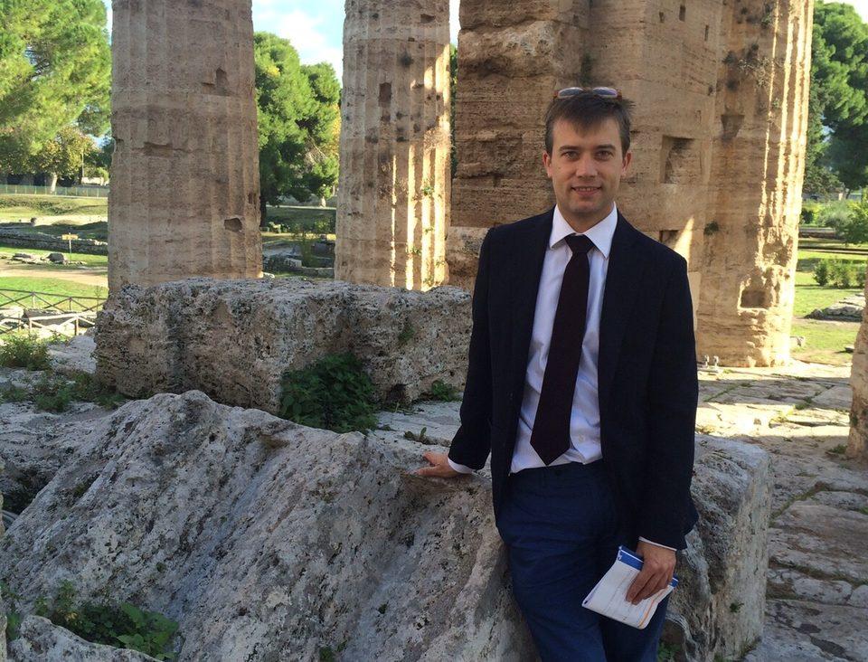 Archeologia, Gabriel Zuchtriegel nuovo Direttore del Parco Archeologico di Pompei