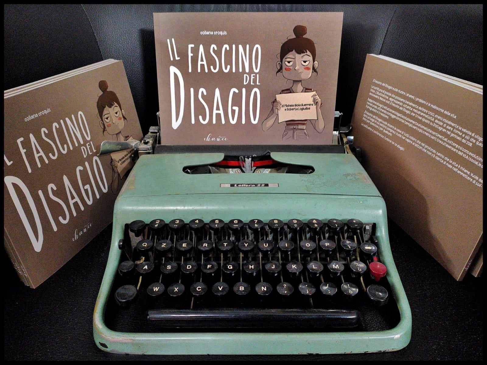 """Le recensioni di RoadTv Italia - """"Il fascino del Disagio"""", di Michela Guerrera e Roberta Lo Giudice"""