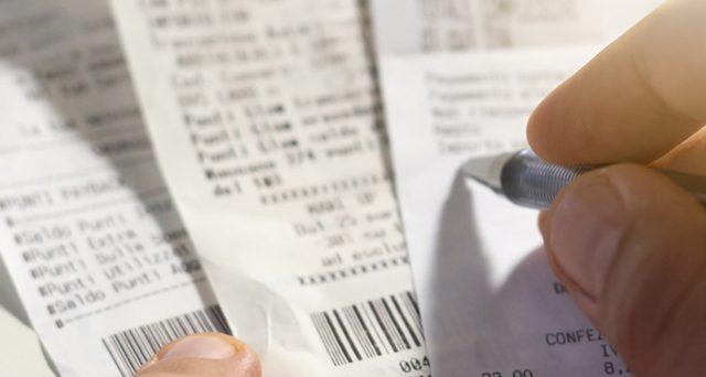 Lotteria scontrini, tutti gli acquisti non validi