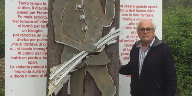 Covid, morto a Napoli lo scultore Luigi Mazzella