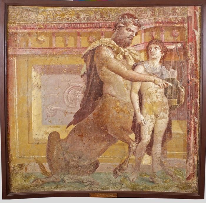 Dante 700: il MANN celebra la Divina Archeologia