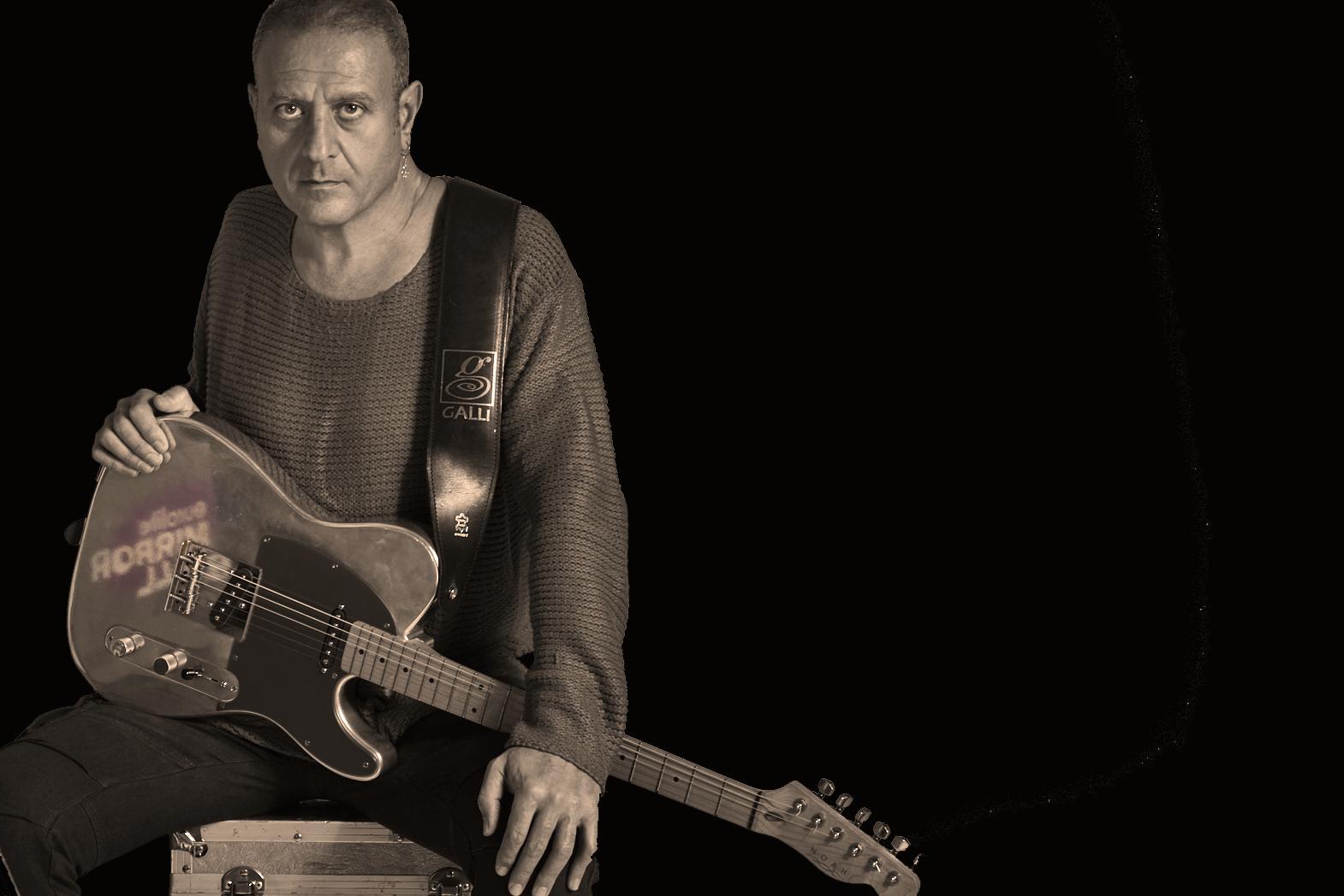 """""""Red rain"""", il nuovo singolo di Luca Rustici omaggio a Peter Gabriel"""