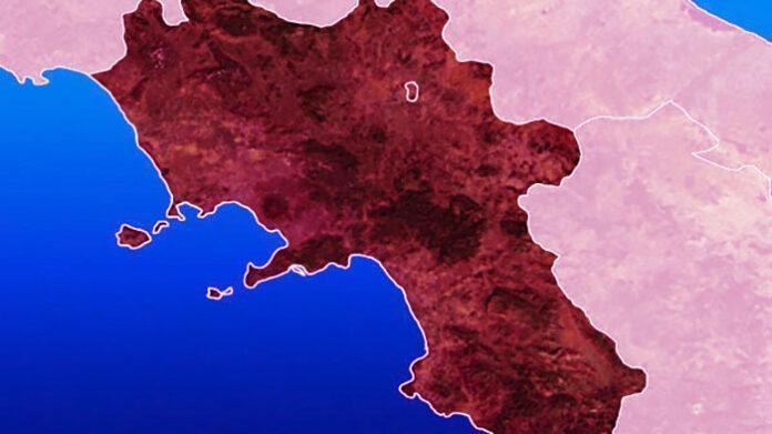 Covid, colori regioni: la Campania resta zona rossa