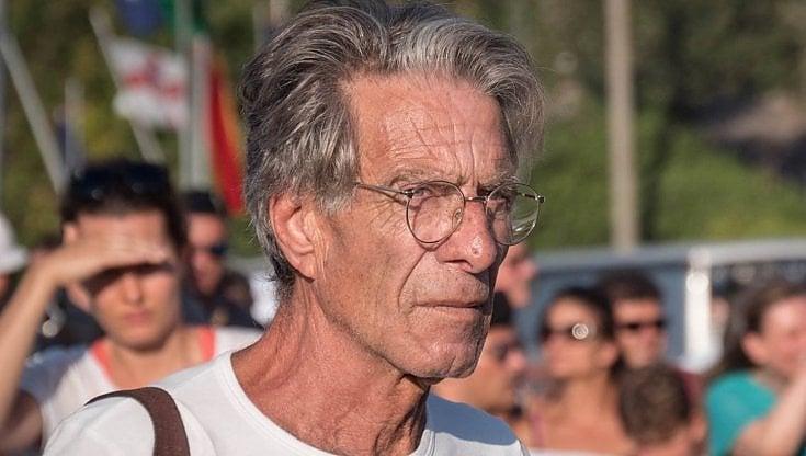 Il parrucchiere cha fa lo sciopero fame a Ischia contro le chiusure per il covid