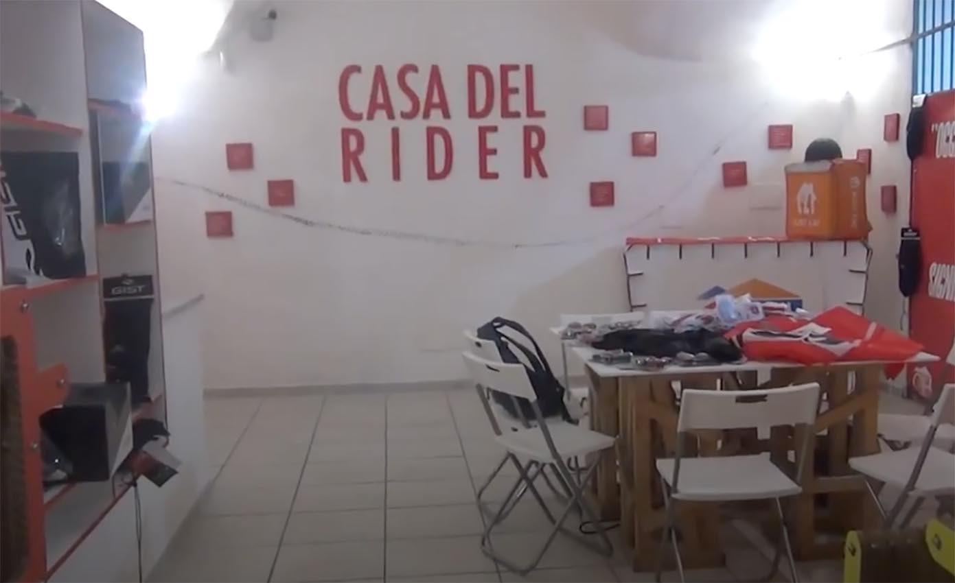 Lavoro, a Napoli la prima Casa del Rider d'Italia