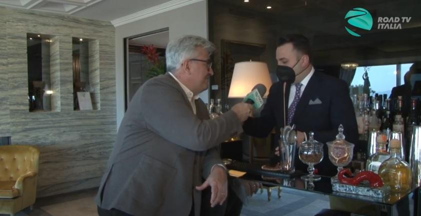 Grand Hotel Parker's, presentazione del cocktail Maione (VIDEO)
