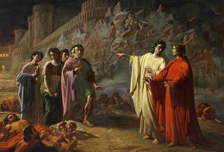 Dantedì, a Napoli omaggi online a Palazzo Reale e al Museo e Real Bosco di Capodimonte