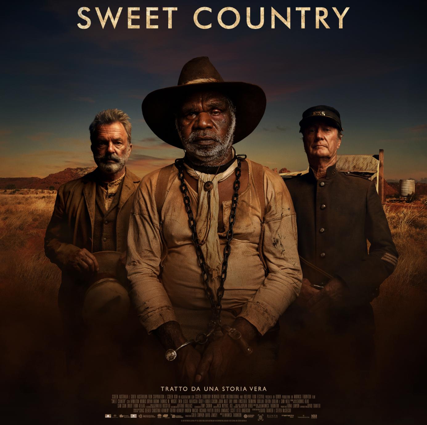 'Sweet Country', dal 1 Aprile su Amazon Prime Video