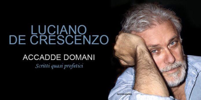 """""""Piazze del Sapere"""", sabato 6 marzo omaggio a Luciano De Crescenzo"""