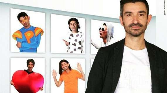 Domenica andrà in onda su Tv Luna il nuovo programma dell' attore comico Mariano Bruno