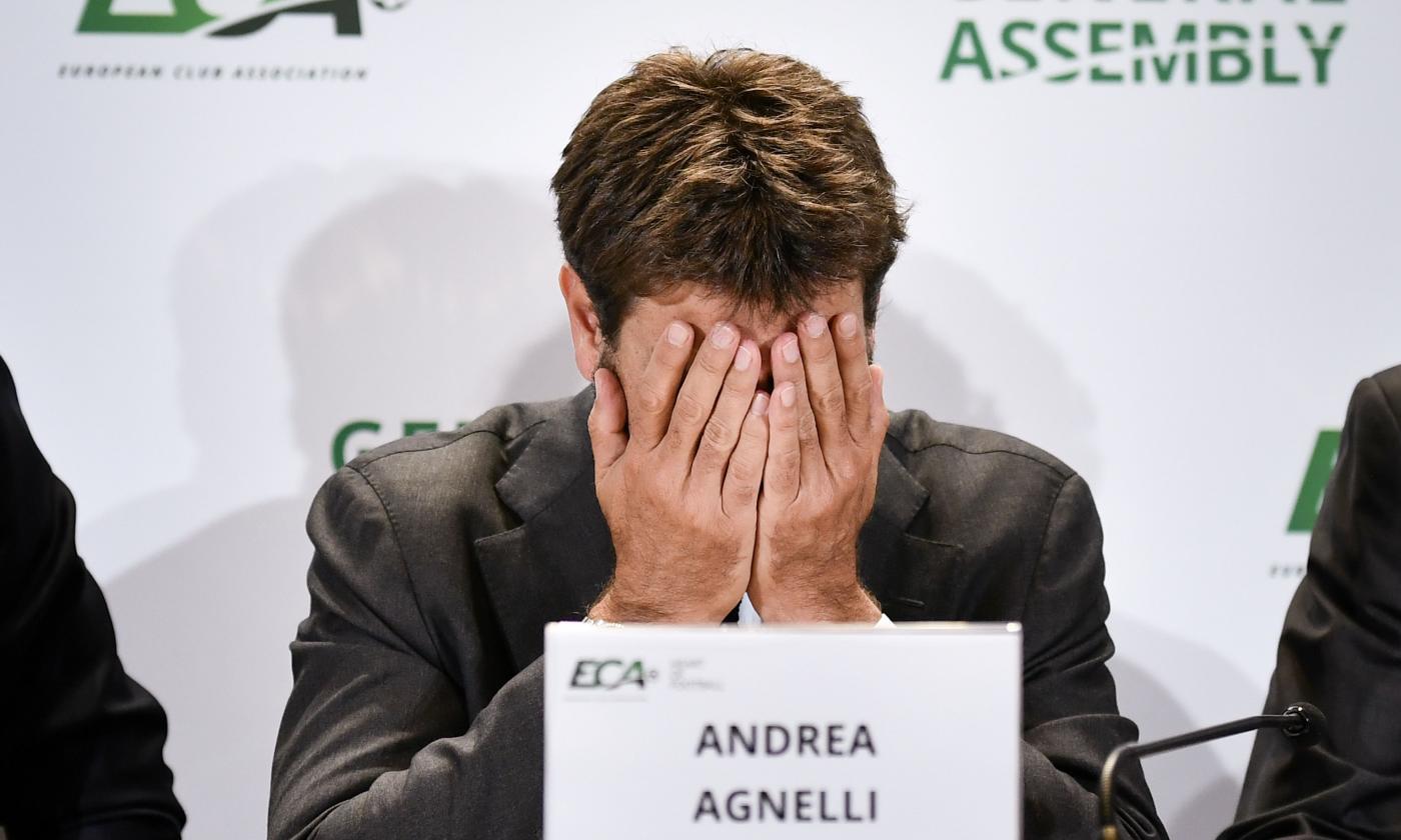 Superlega, la bolla di sapone dura solo 48 ore: si arrende anche Agnelli