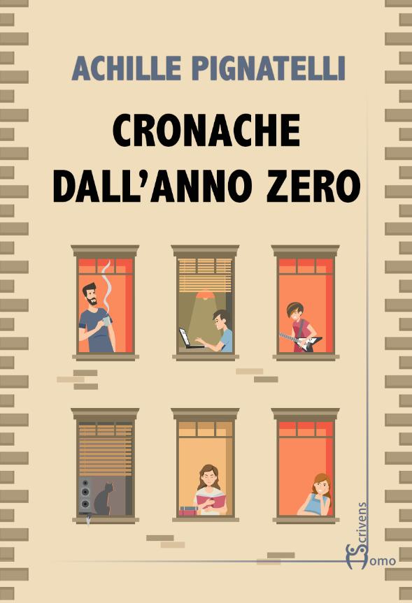 """Le recensioni di RoadTv Italia, """"Cronache dell'Anno zero"""" di Achille Pignatelli"""