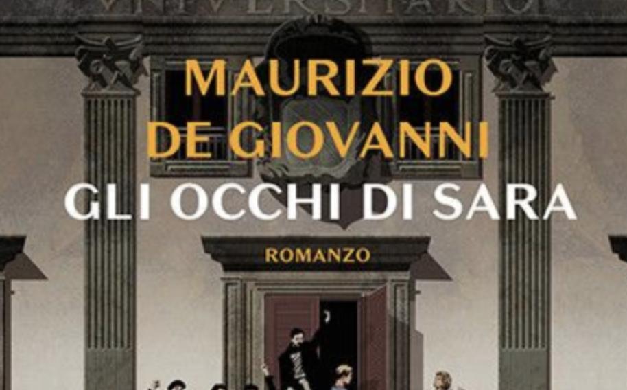 """Ora video-presentazione del nuovo romanzo """"Gli occhi di Sara"""" di Maurizio de Giovanni"""