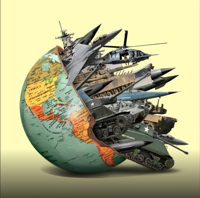 Spese militari, boom nel 2020 nonostante la pandemia
