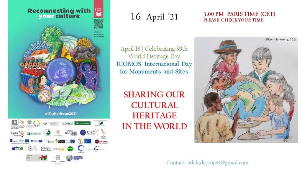 """Giornata del patrimonio mondiale, il 16 aprile il Nuovo Bianchi di Napoli all'evento """"Reconnecting with your culture"""""""