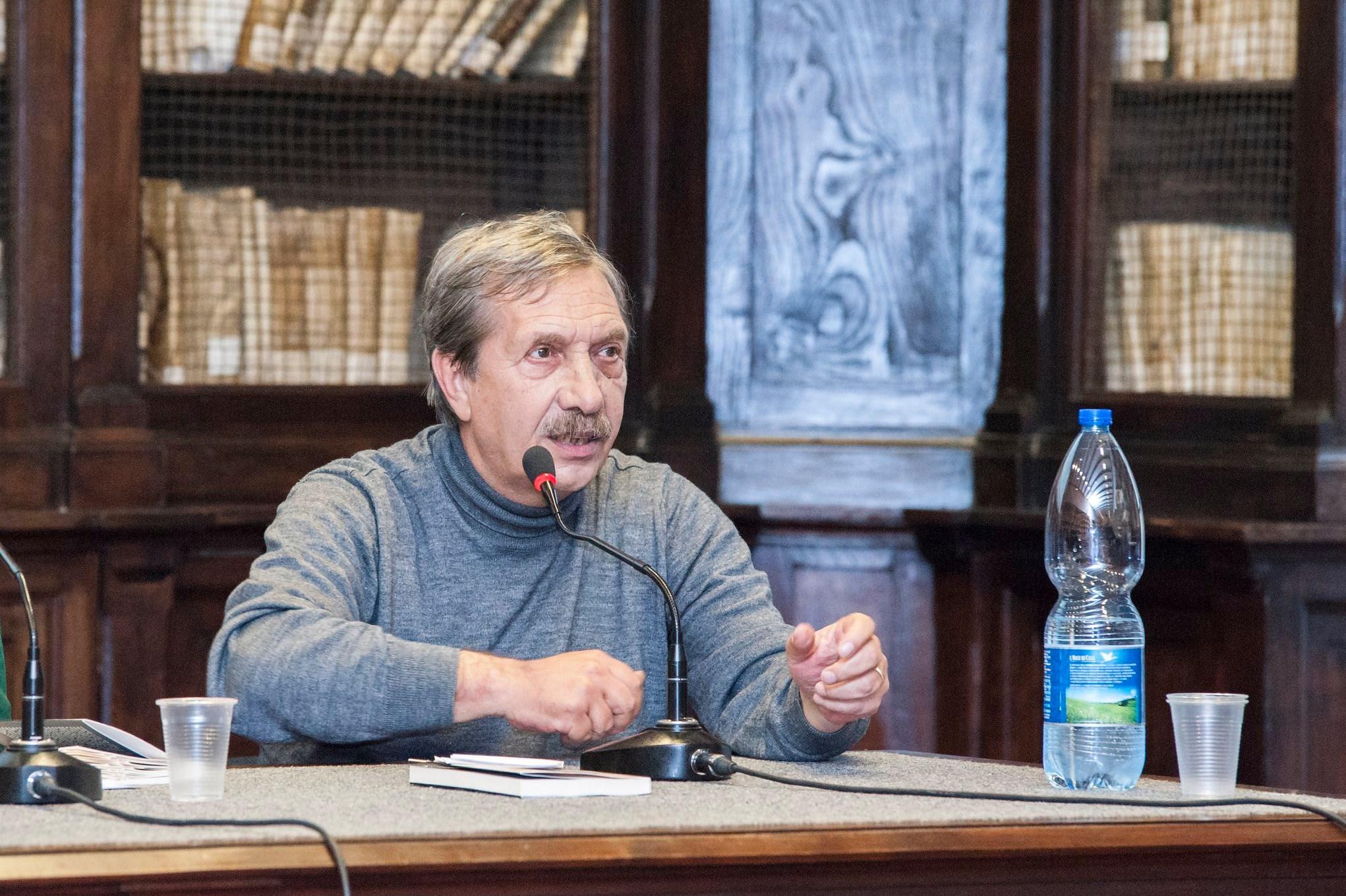 Ernesto Paolozzi, il filosofo si spegne all'età di 67 anni