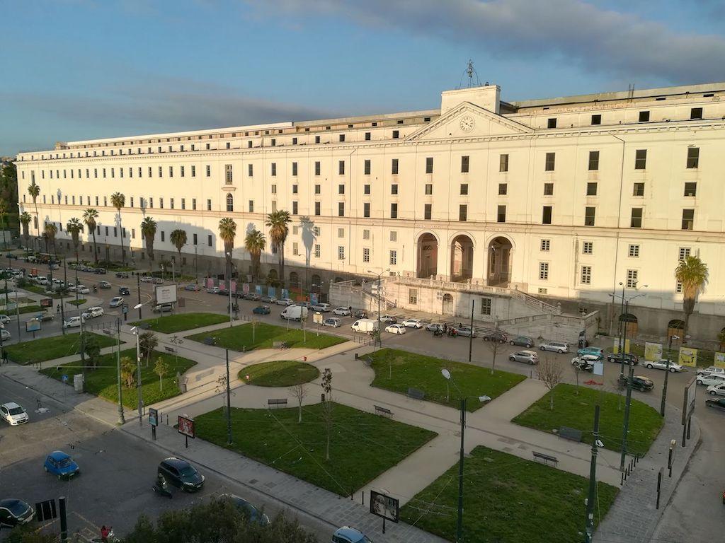 """Palazzo Fuga, lettera a de Magistris: """"Otto anni persi, Napoli merita il museo più grande del mondo"""""""