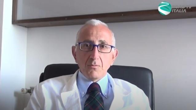 Ospedale Umberto I di Nocera Inferiore, intervista al professor Sanseverino