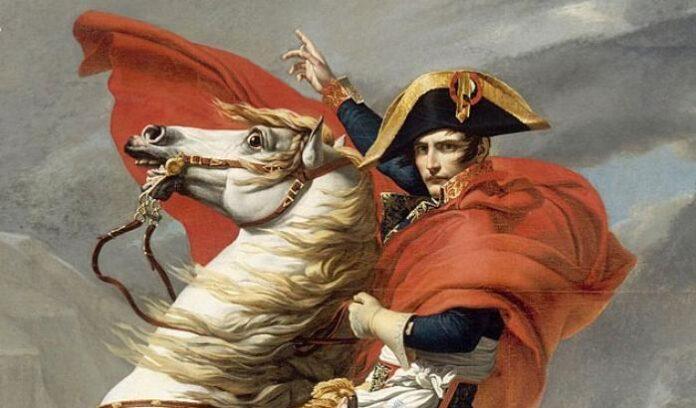 Napoleone Bonaparte moriva il 5 maggio di 200 anni fa