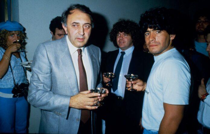 Corrado Ferlaino: Napoli per i 90 anni regalami la Champions