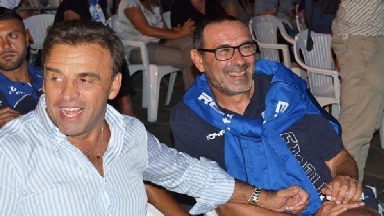 Napoli, Dionisi in azzurro come Sarri? La risposta del presidente dell'Empoli