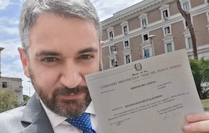 Salvatore Micillo: l'impegno civile siede in Parlamento