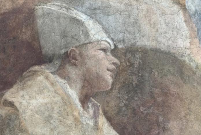 Porta di San Gennaro Mattia Preti