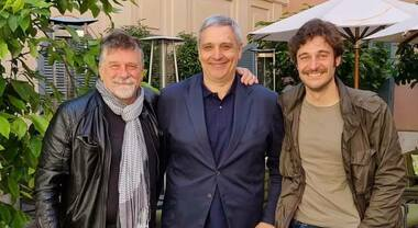Il Commissario Ricciardi 2 senza Alessandro D'Alatri
