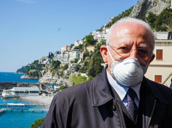 Campania prima regione a raggiungere l'immunità
