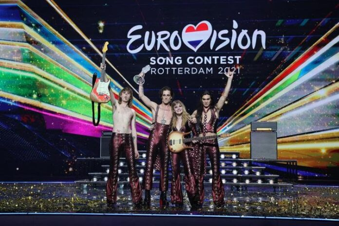 Eurovision 2021: trionfano i Maneskin
