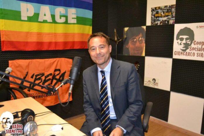 """Radio Siani esprime solidarietà al Procuratore aggiunto Pierpaolo Filippelli: """"Siamo tutti Pierpaolo Filippelli!"""""""