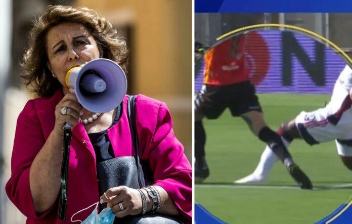 Sandra Lonardo: interrogazione parlamentare su Mazzoleni