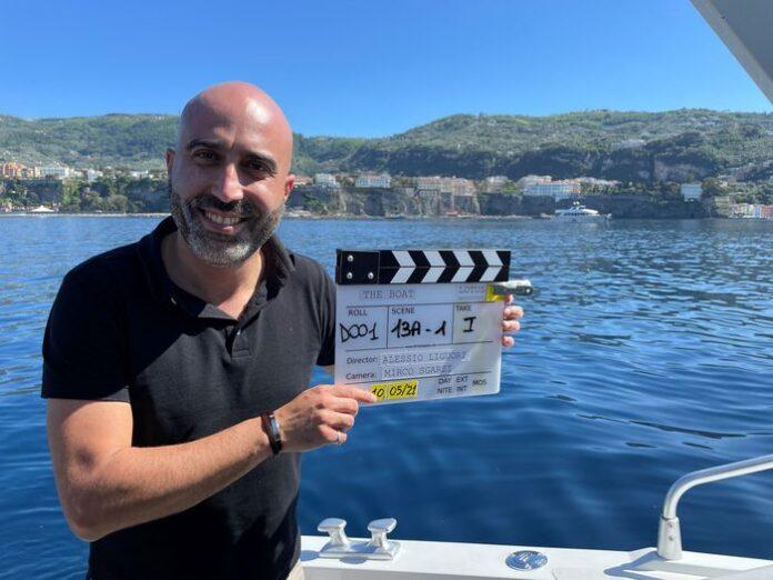 The boat: la Costiera Amalfitana diventa il set del thriller
