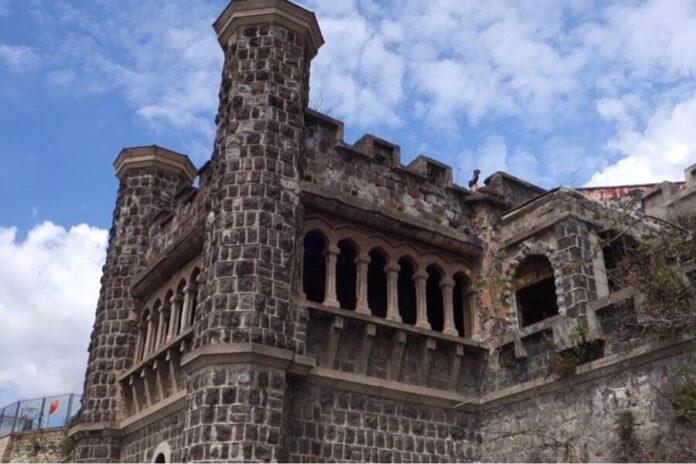Cimitero dei Colerosi e Villa Ebe sequestrati
