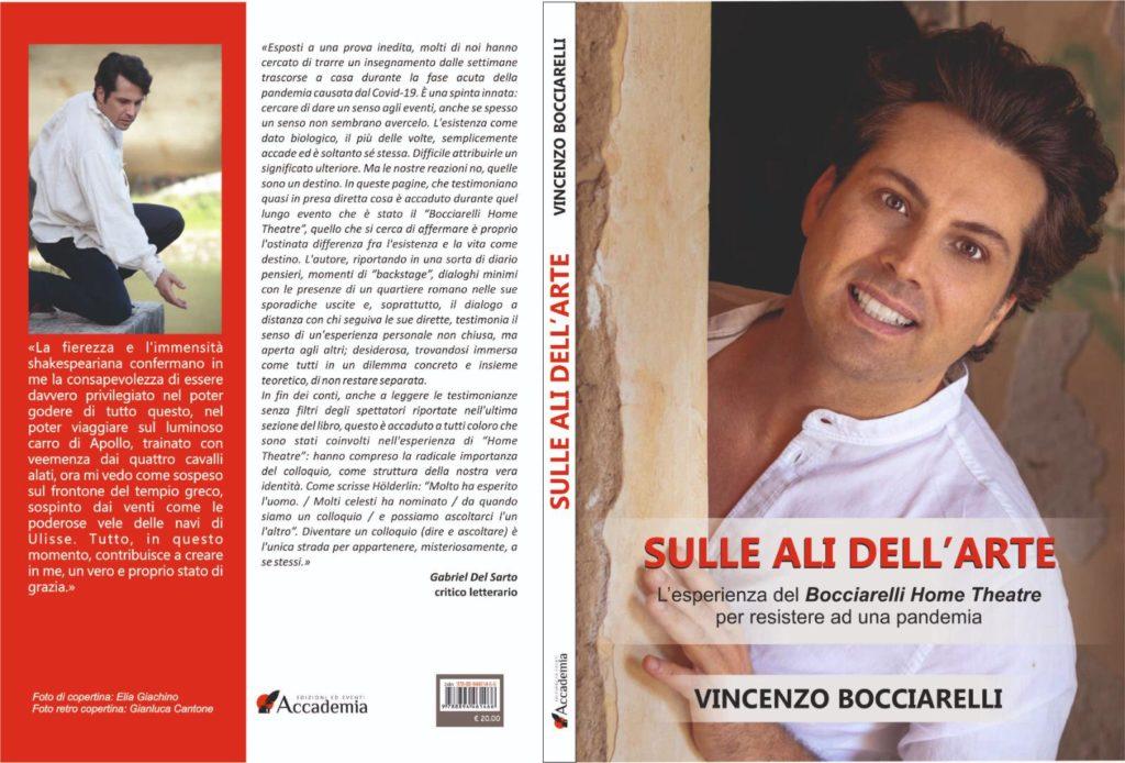 """Vincenzo Bocciarelli, """"Sulle ali dell'arte"""": intervista"""