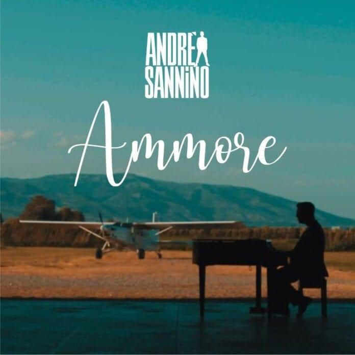"""Andrea Sannino presenta il nuovo singolo """"Ammore"""""""