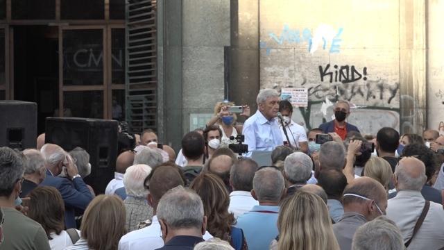 """Bassolino: """"Il sindaco di Napoli non si sceglie a Roma"""""""