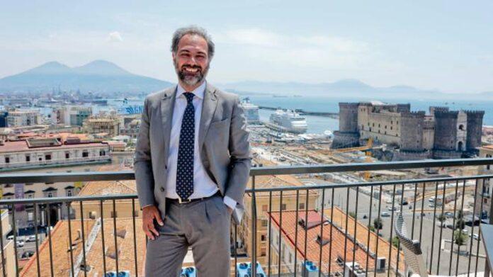 Catello Maresca candidato del centrodestra a Napoli