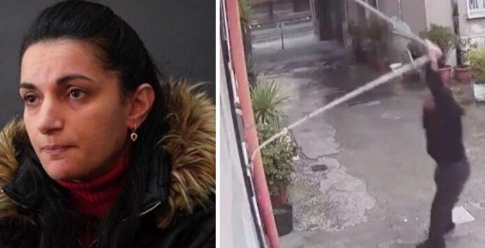 Caterina Stellato minacciata dal marito: la denuncia