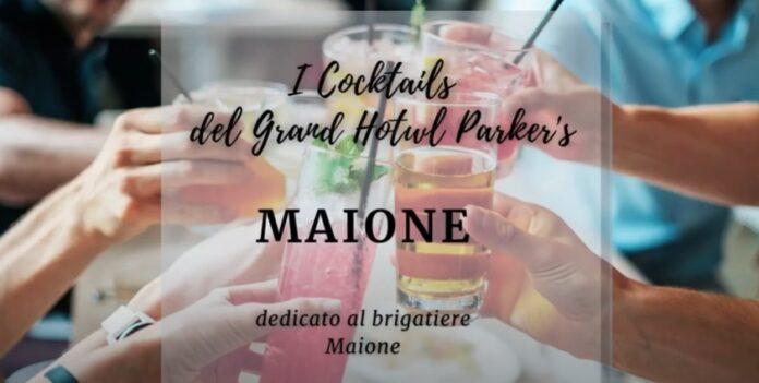 Grand Hotel Parker's: il cocktail Maione (VIDEO)