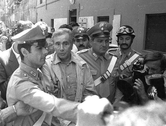 Enzo Tortora, il 17 giugno 1983 l'arresto ingiusto