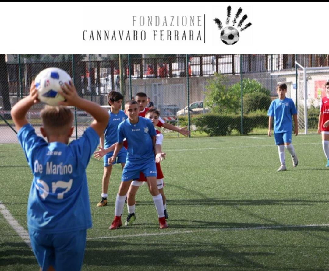 Mundianapoli, riparte il torneo Fondazione Cannavaro-Ferrara