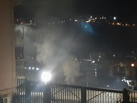 Via Caravaggio, allarme: fuochi d'artificio durante i furti