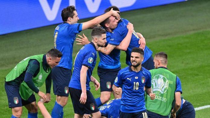 Euro 2020, Italia-Austria 2-1: azzurri ai quarti