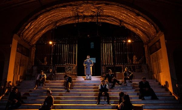 Nuovo Teatro Sanità riparte dalle Catacombe di San Gennaro