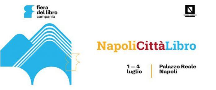 Napoli Città Libro, 120 eventi a Palazzo Reale dal 1 luglio