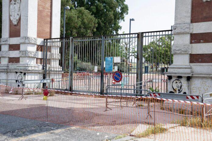 Parco Virgiliano, anfore a rischio crollo: chiuso l'ingresso