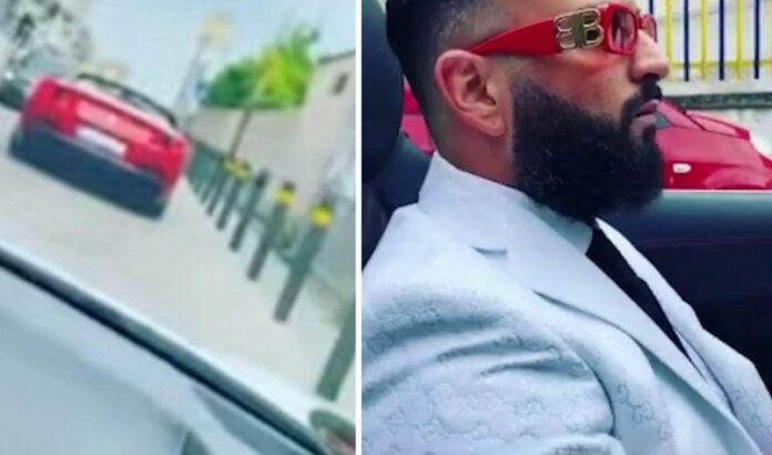 Arzano, in Ferrari a comunione figlio: arrestato boss