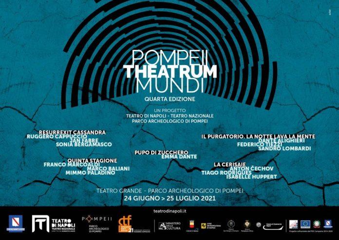 Pompei, torna il Teatro nel Parco archeologico